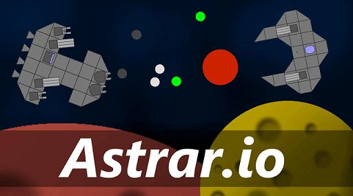 Игра Astrar.io