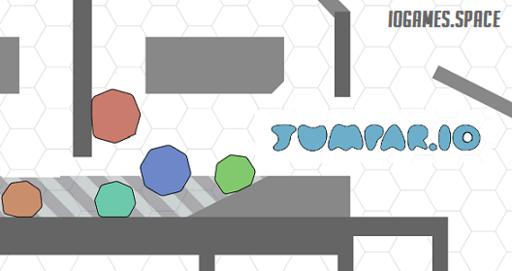 Игра Jumpar.io
