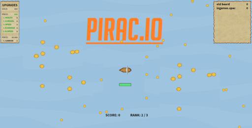 Игра Pirac.io
