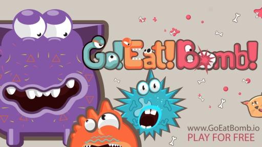 Игра Go! Eat! Bomb!