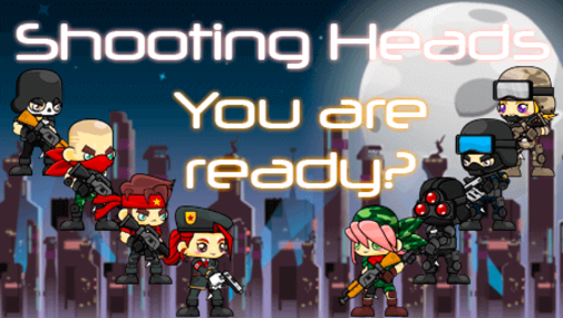 Игра Shootingheads
