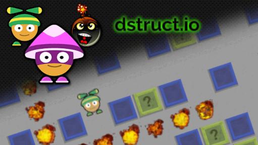 Игра Dstruct.io