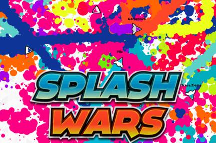 Игра SplashWars.io