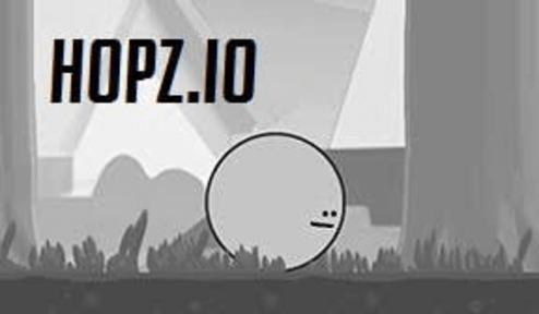 Игра Hopz.io