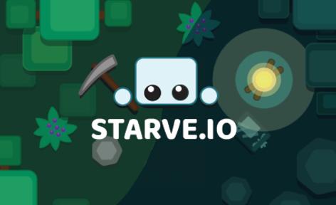 Игра Starve.io