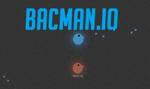 Игра Bacman.io