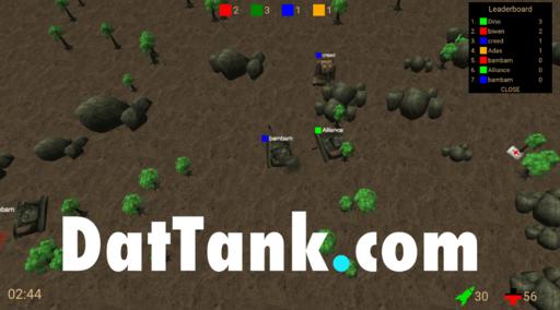 Игра DatTank.com