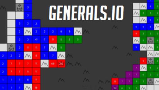 Игра Generals.io