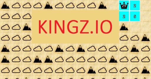 Игра Kingz.io