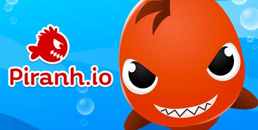 Игра Piranh.io