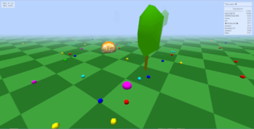 Игра Biome3d.com