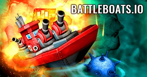 Игра Battleboats.io
