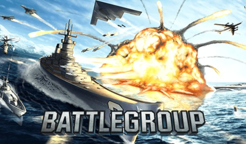Игра Battlegroup.io
