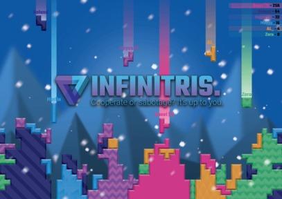 Игра Infinitris.io