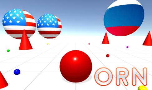 Игра Orn.io