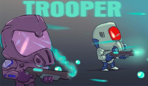 Игра Trooper.life
