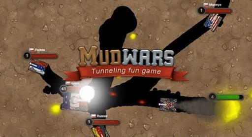 Игра Mudwars.io