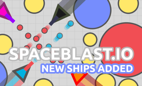 Игра SpaceBlast.io