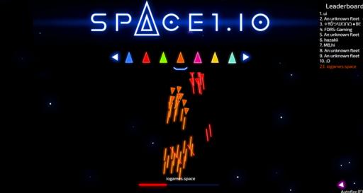Игра Space1.io