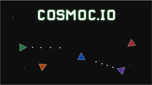 Игра Cosmoc.io