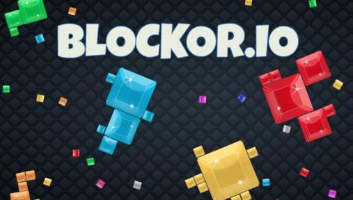 Игра Blockor.io