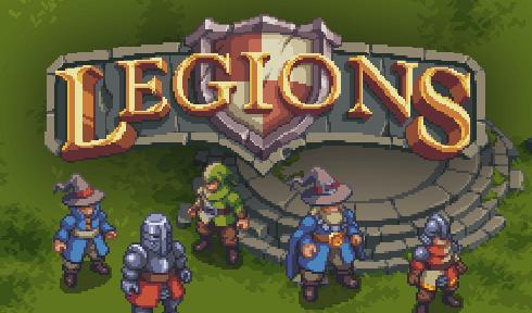 Игра Legions.io