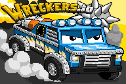 Игра Wreckers.io