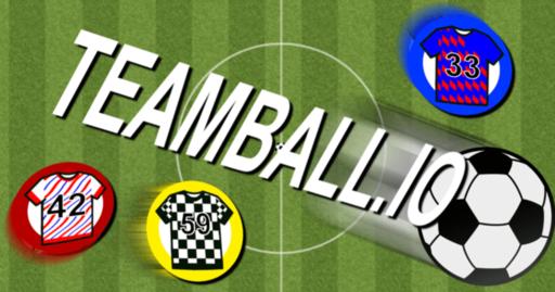 Игра Teamball.io